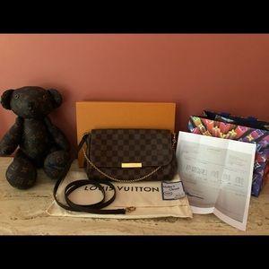 🙏Sold🙏Beautiful Louis Vuitton Favorite mm
